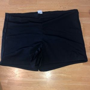 Size 22 women's swim shorts
